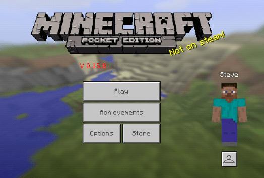 Download Minecraft Pocket Edition 0.15.0 Apk 2019