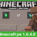 Minecraft Pocket Edition 1.0.4.0 Apk Android Download (*LIVRE*)