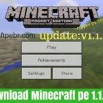 baixar minecraft pe 1.1.0.0